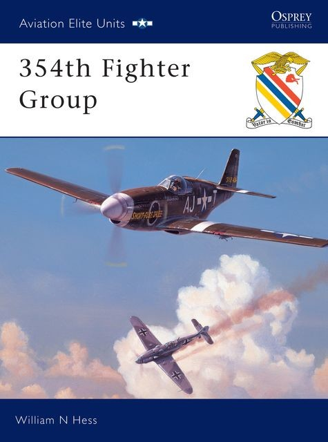 354th Fighter Group, William N Hess
