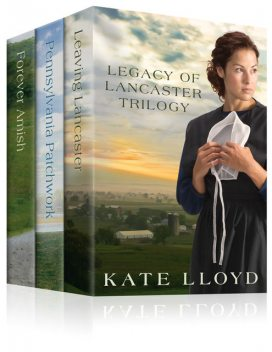 The Legacy of Lancaster Trilogy, Kate Lloyd