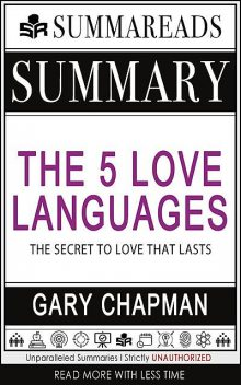 Summary of The 5 Love Languages, Summareads Media