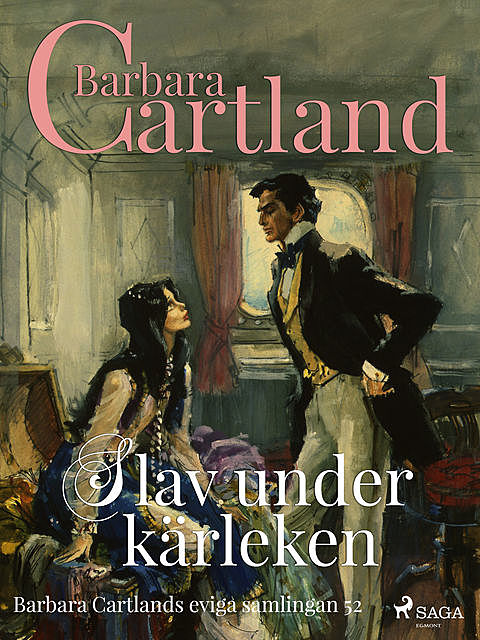 Slav under kärleken, Barbara Cartland
