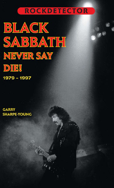 NEVER SAY DIE!, Garry Sharpe-Young