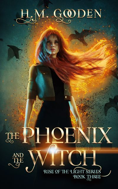 The Phoenix and the Witch, H.M. Gooden