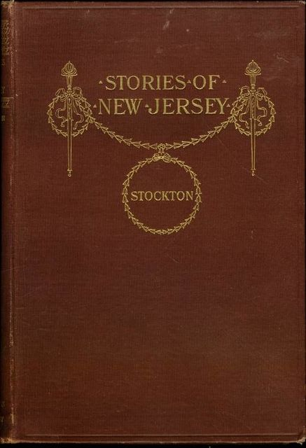 Stories of New Jersey, Frank Richard Stockton