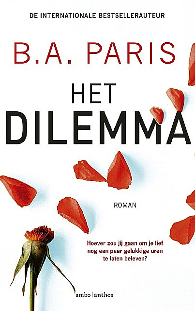 Het dilemma, B.A. Paris