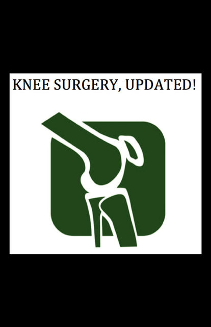 Knee Surgery, Updated!, Carlos Vaz