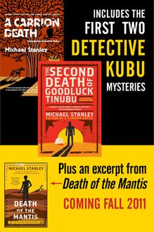 Michael Stanley Bundle: A Carrion Death & The 2nd Death of Goodluck Tinubu, Michael Stanley