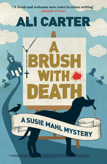 A Brush with Death, Ali Carter