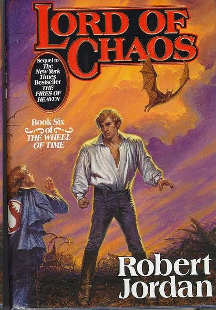 The Wheel of Time. Book 6. Lord of Chaos, Robert Jordan