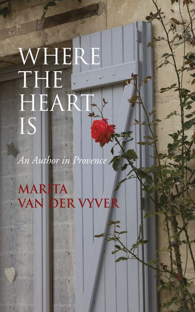 Where the heart is, Marita van der Vyver