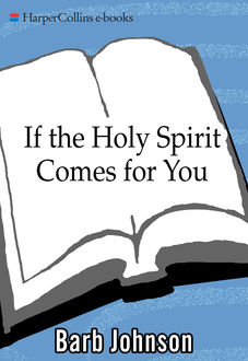 If the Holy Spirit Comes for You, Barb Johnson