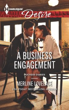 A Business Engagement, Merline Lovelace