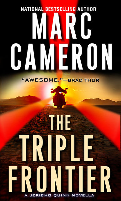 The Triple Frontier, Marc Cameron