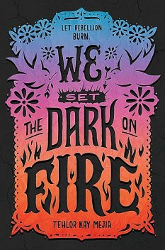 We Set the Dark on Fire, Tehlor Kay Mejia