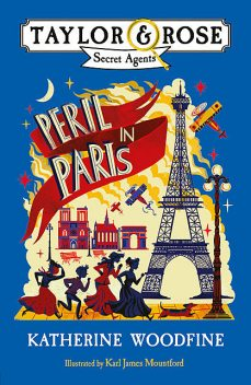 Peril in Paris, Katherine Woodfine