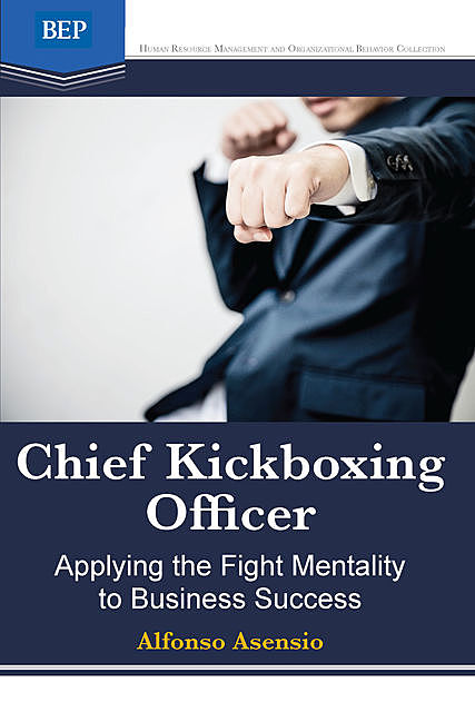 Chief Kickboxing Officer, Alfonso Asensio