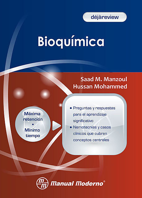 Bioquímica, Hussan Mohammed, Saad M. Manzoul