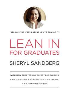 Lean In for Graduates, Sheryl Sandberg