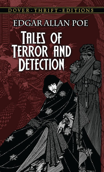 Tales of Terror and Detection, Edgar Allan Poe