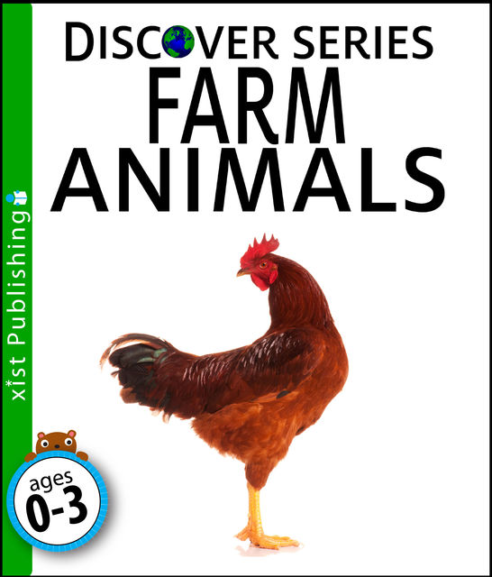 Farm Animals, Xist Publishing