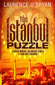 The Istanbul Puzzle, Laurence O'Bryan