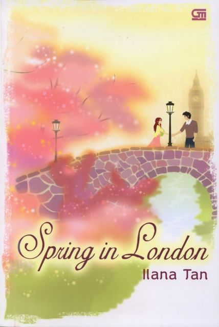 Spring in London, Iliana Tan