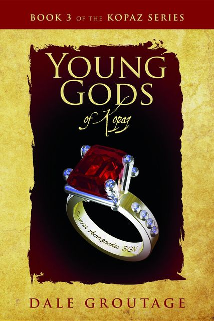 Young Gods of Kopaz, Dale Groutage