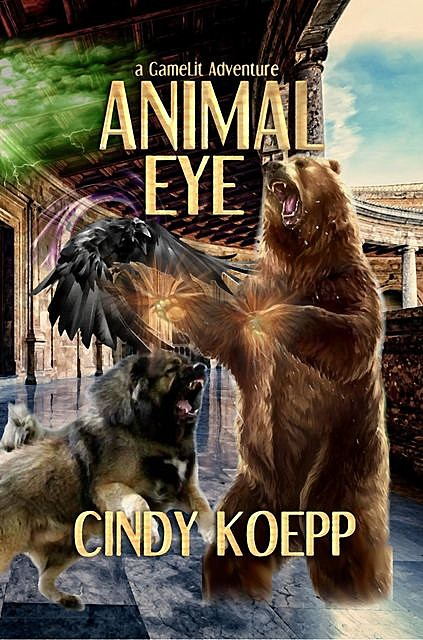 Animal Eye, Cindy Koepp