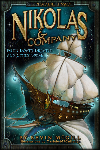 Nikolas and Company Episode 2: When Boats Breathe and Cities Speak, Kevin McGill