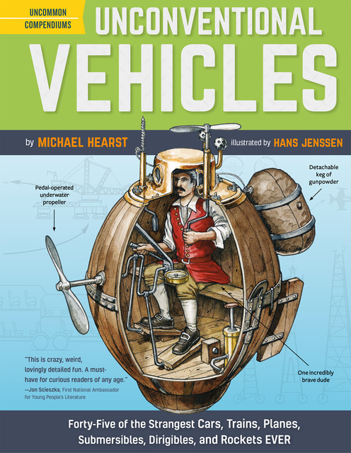 Unconventional Vehicles, Michael Hearst