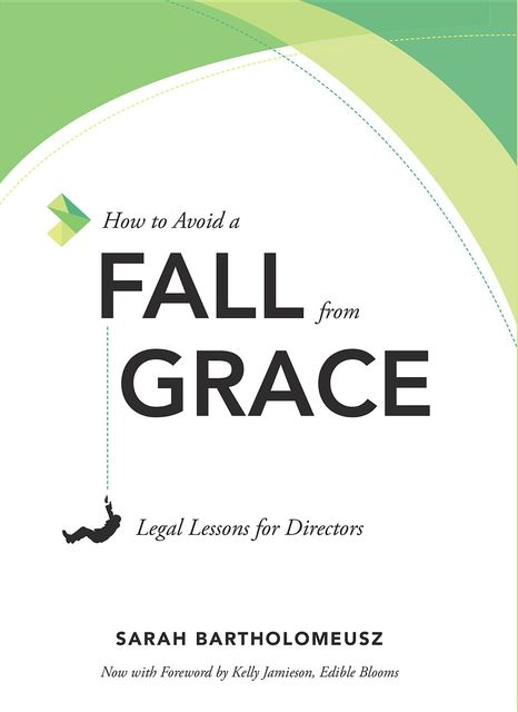 How to Avoid a Fall from Grace, Sarah Bartholomeusz