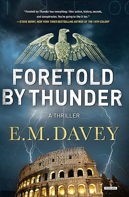 Foretold By Thunder, Ed Davey