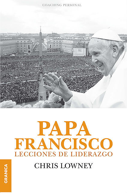 Papa Francisco, Chris Lowney