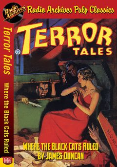 Terror Tales – Where the Black Cats Rule, William Hines