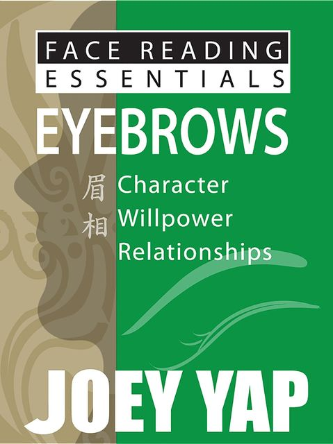 Face Reading Essentials – Eyebrows, Yap Joey