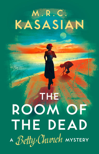 The Room of the Dead, M.R.C.Kasasian