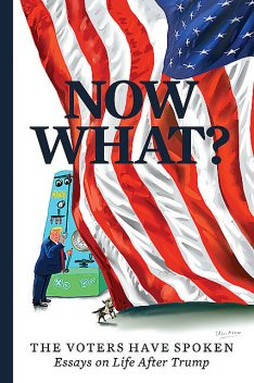 Now What, Christopher Buckley, Stephen Jones, Keith Olbermann, Joan Walsh, Angela Wright Shannon, Hruska, Jacob Heilbrunn, Marcos Breton, Mark Ulriksen, Mary C. Curtis