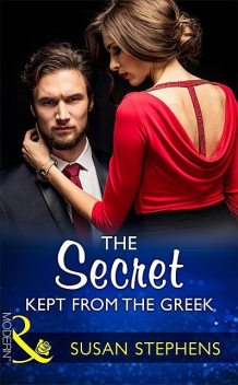 The Secret Kept from the Greek, Susan Stephens