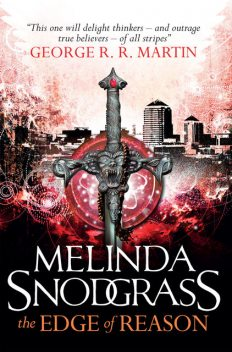 The Edge of Reason, Melinda Snodgrass
