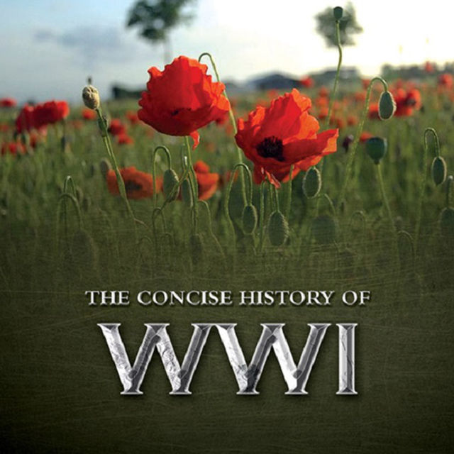 The Consise History of WWI, Pat Morgan