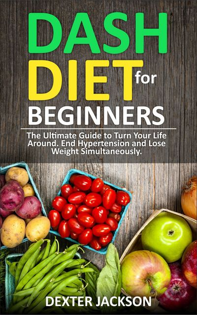 DASH Diet for Beginners, Dexter Jackson