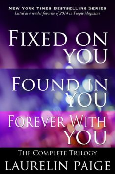 The Fixed Trilogy, Laurelin Paige