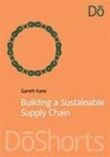 Building a Sustainable Supply Chain, Gareth Kane