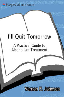 I'll Quit Tomorrow, Vernon E. Johnson