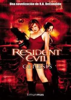 Resident Evil: Genesis, Keith R.A.DeCandido