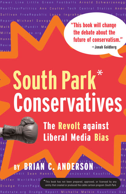 South Park Conservatives, Brian Anderson