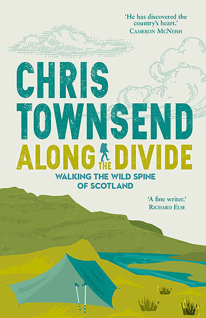 Along the Divide, Chris Townsend