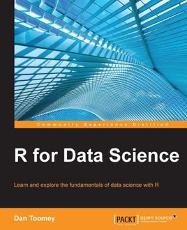 R for Data Science, Dan Toomey