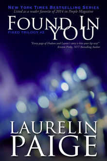 Found In You (Fixed – Book 2), Laurelin Paige