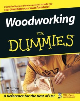Woodworking For Dummies, Jeff Strong