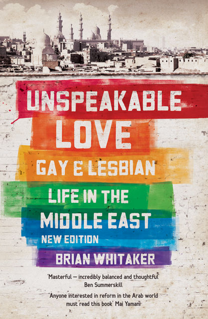 Unspeakable Love, Brian Whitaker
